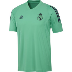 Maillot entraînement Real Madrid vert 2019/20