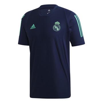 Maillot entraînement Real Madrid bleu vert 2019/2020