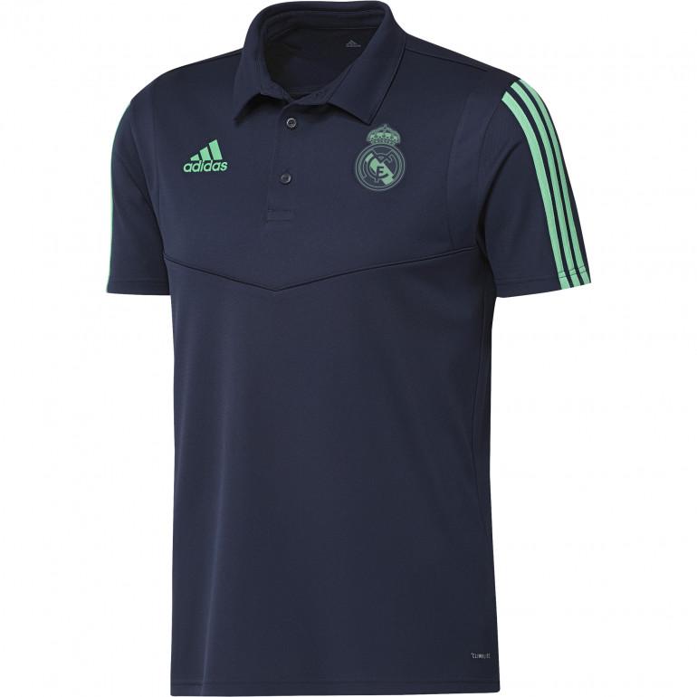 Real 201920 Madrid Vert Polo Bleu gbfy76