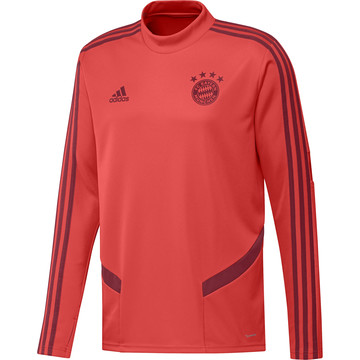 Sweat entraînement Bayern Munich rouge 2019/20