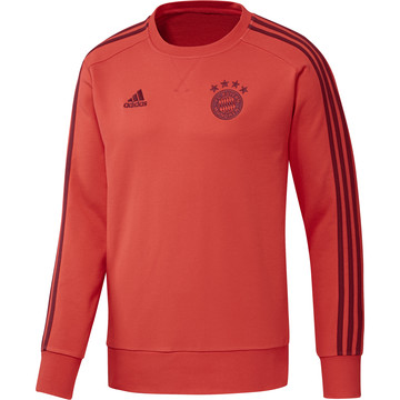 Sweat Bayern Munich rouge 2019/20