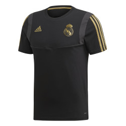 T-shirt Real Madrid noir or 2019/20