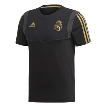 T-shirt Real Madrid noir or 2019/20