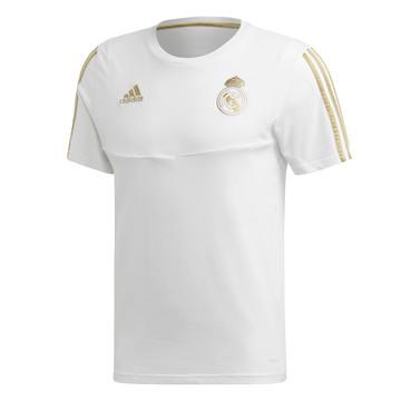 T-shirt Real Madrid blanc or 2019/20