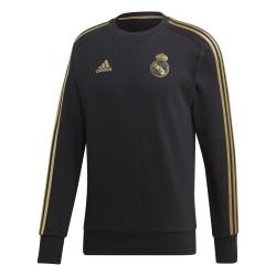 Sweat Real Madrid noir or 2019/20