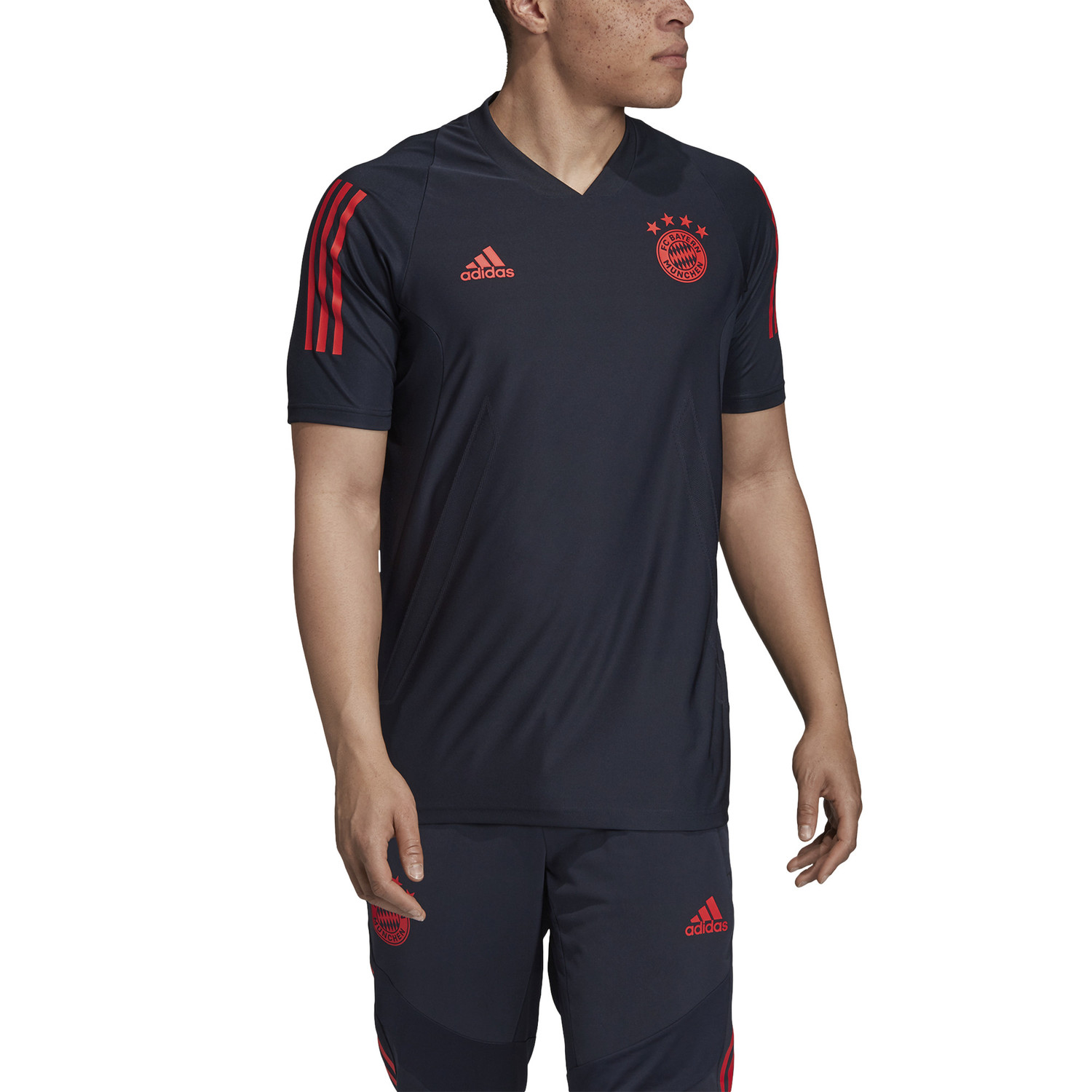 Maillot entraînement Bayern Munich bleu orange 201920