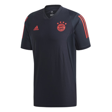 Maillot entraînement Bayern Munich bleu orange 2019/20