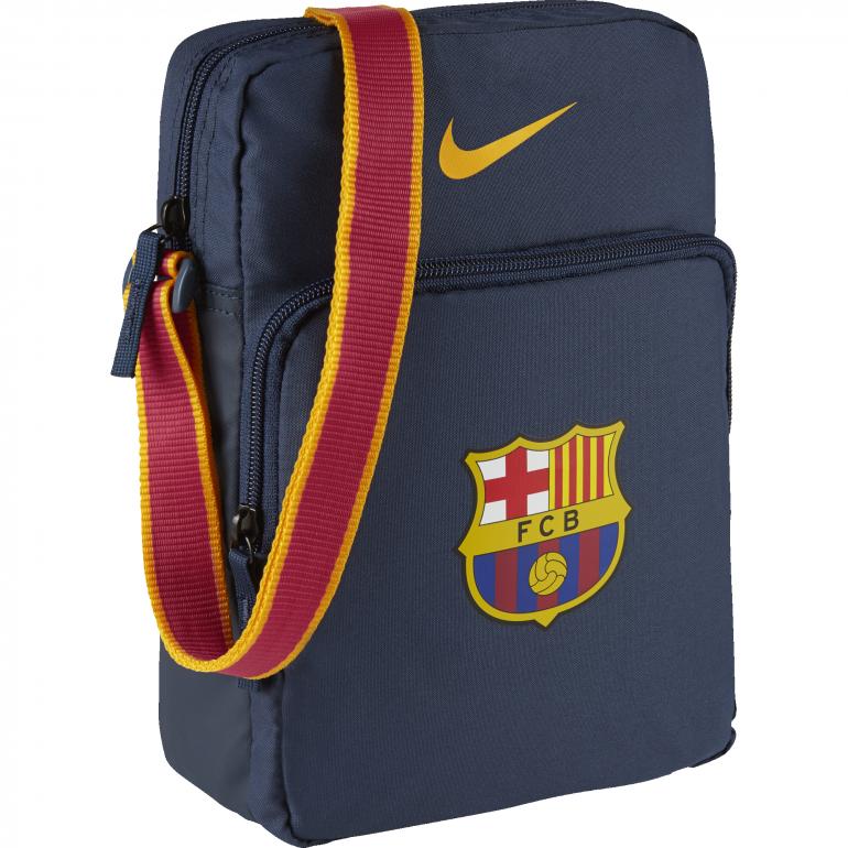 Sac à dos bandoulière bleu FC Barcelone