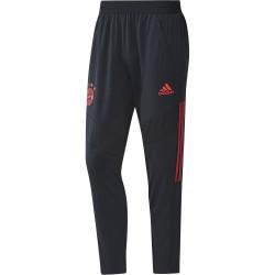 Pantalon entraînement Bayern Munich Europe noir rouge 2019/20