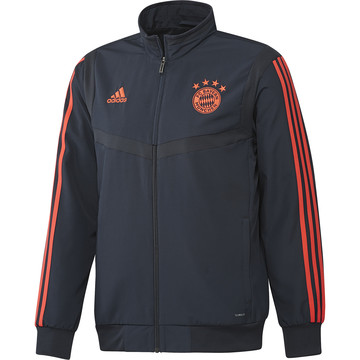 Veste entraînement Bayern Munich bleu orange 2019/20