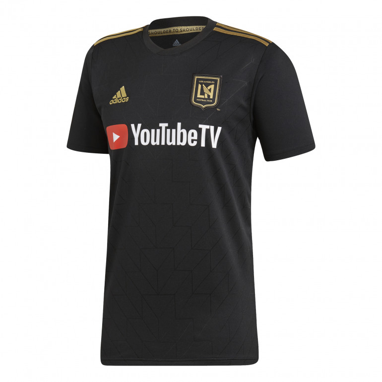 Maillot Los Angeles FC domicile 2019