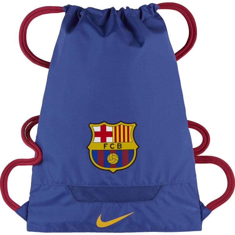 Sac de Gym bleu FC Barcelone