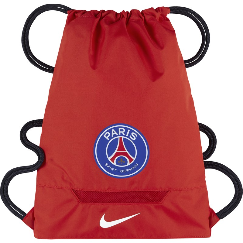 sac de gym psg rouge nike pas cher sur. Black Bedroom Furniture Sets. Home Design Ideas