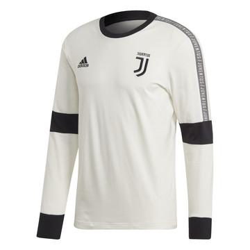 T-shirt manches longues Juventus blanc 2019/20