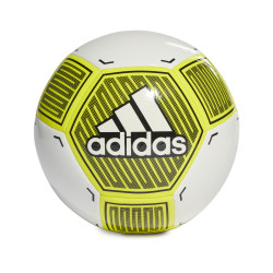 Ballon adidas STARLANCER VI blanc jaune