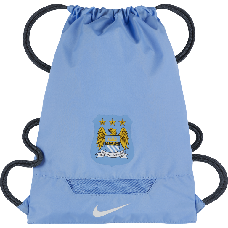 Sac de Gym Manchester City bleu