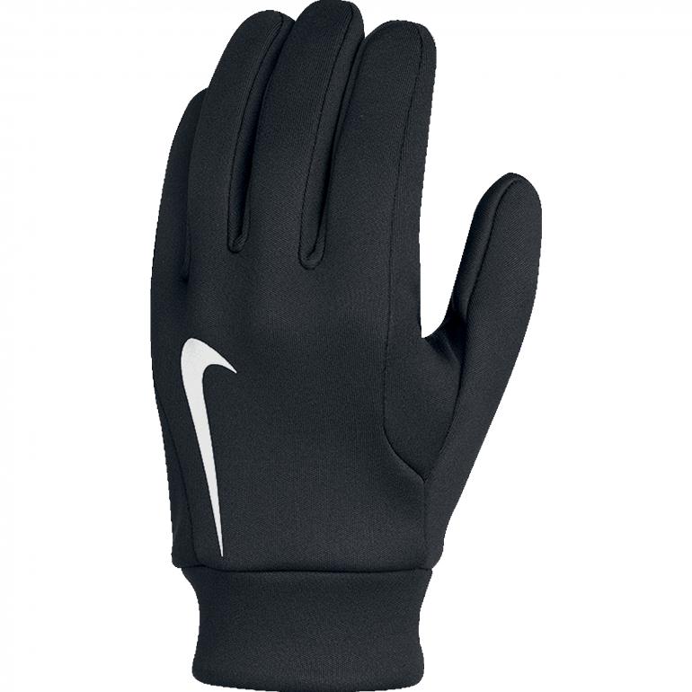 Gants joueur Nike Hyperwarm noirs