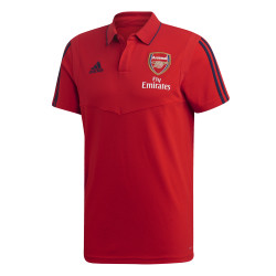Polo Arsenal rouge 2019/20