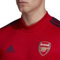 Sweat entraînement Arsenal rouge 2019/20