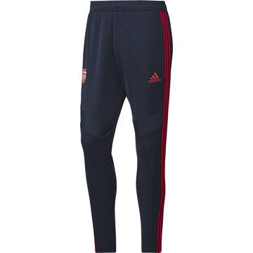 Pantalon survêtement Arsenal bleu rouge 2019/20