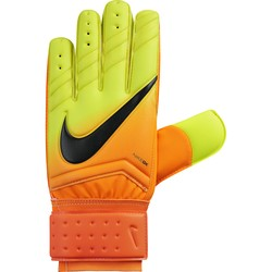 Gants Gardien Nike Spyne Pro orange et jaune