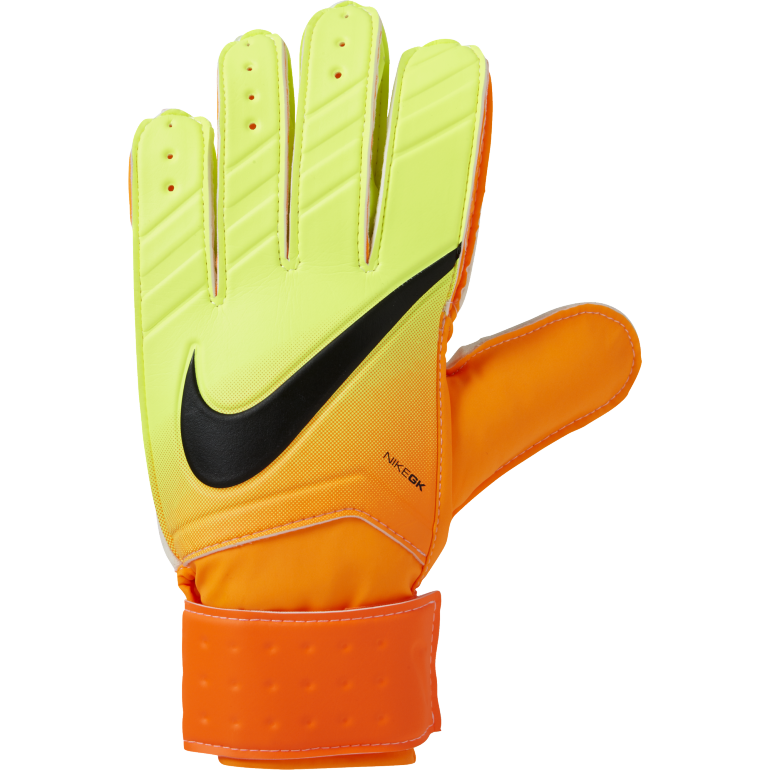 Gants gardien Nike Goalie orange