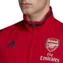 Veste entraînement Arsenal rouge 2019/20
