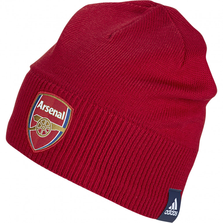 Bonnet Arsenal rouge 2019/20