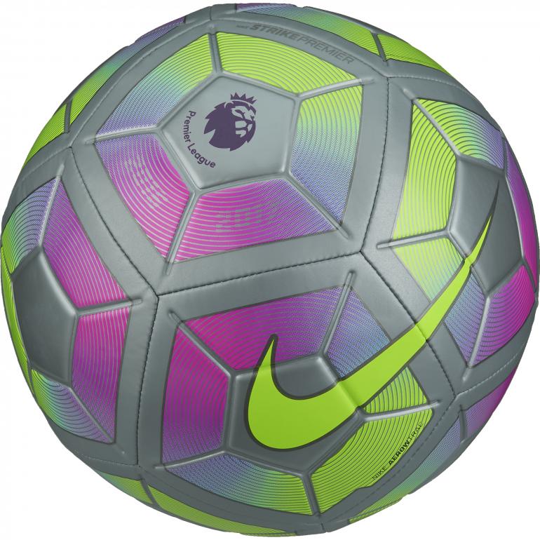 Ballon officiel Premier League gris 2016 - 2017