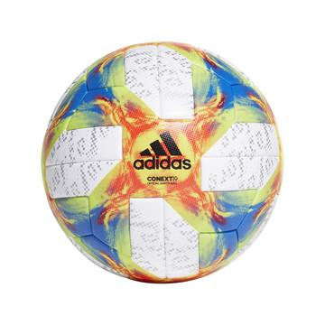 Ballon adidas Conext 19 blanc rouge 2019/20