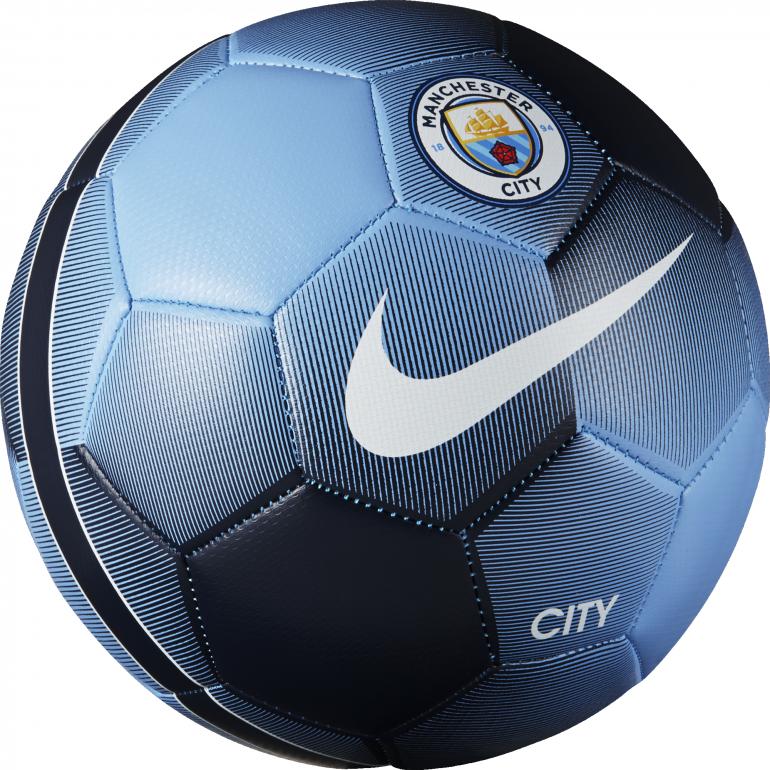 Ballon Manchester City bleu