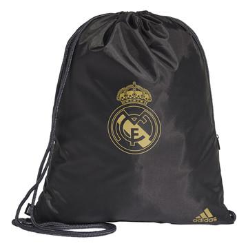 Sac de Gym Real Madrid noir or 2019/20