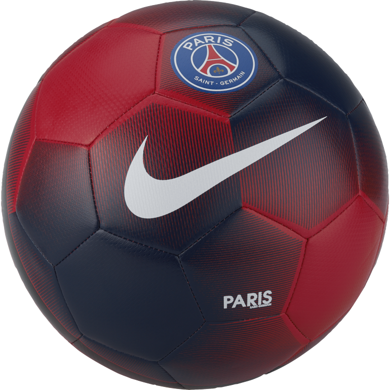 Ballon PSG officiel rouge
