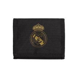 Portefeuille Real Madrid noir or 2019/20