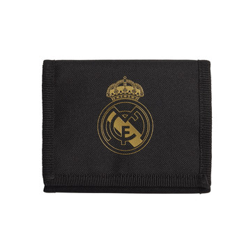 Portefeuille Real Madrid noir or 2019/20