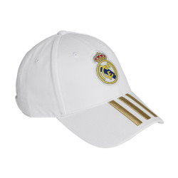 Casquette Real Madrid blanc or 2019/20