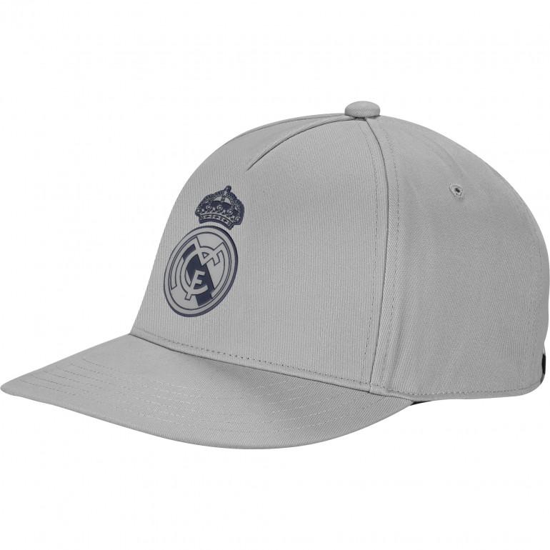 acheter en ligne ec681 b5d23 Casquette Real Madrid CW gris 2019/20