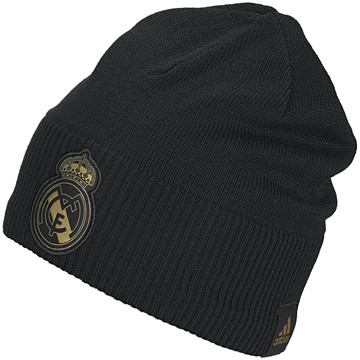 Bonnet Real Madrid noir or 2019/20
