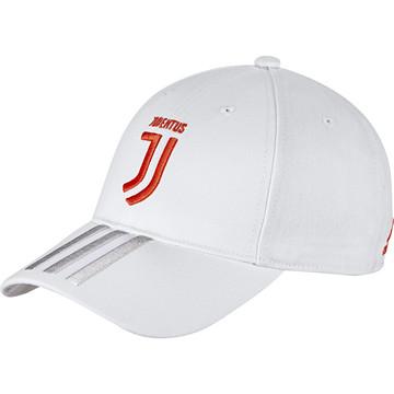 Casquette Juventus blanc rouge 2019/20