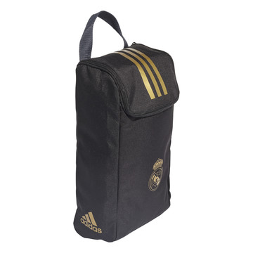 Sac à chaussures Real Madrid noir or 2019/20