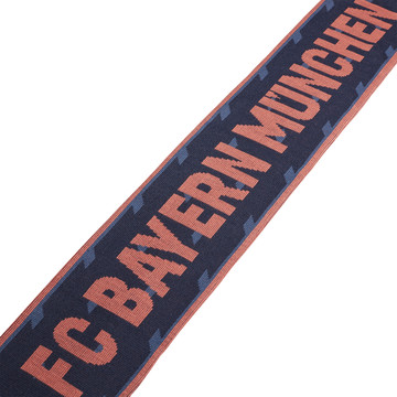 Echarpe Bayern Munich bleu orange 2019/20
