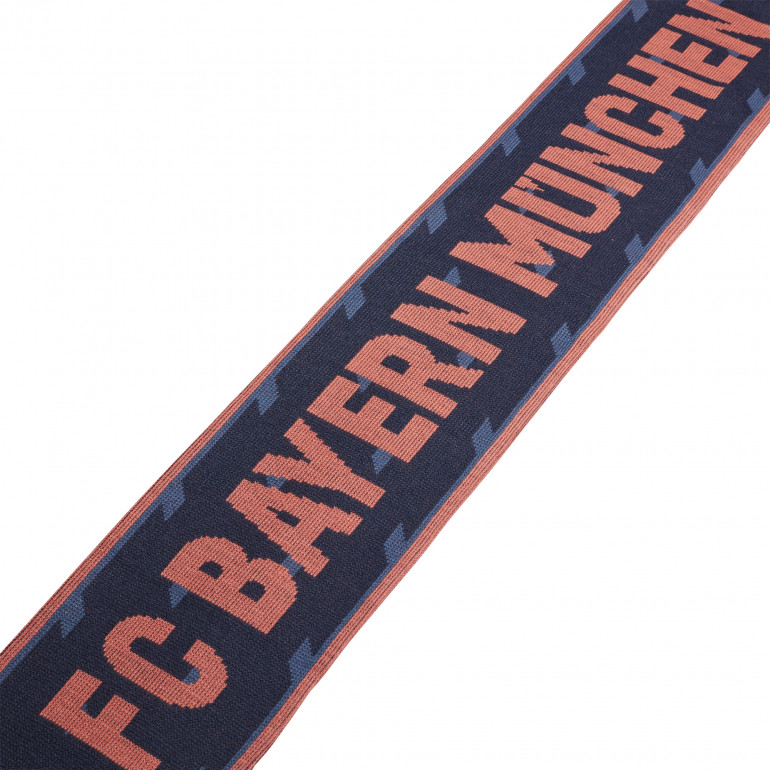 Echarpe Bayern Munich bleu orange 2019/20