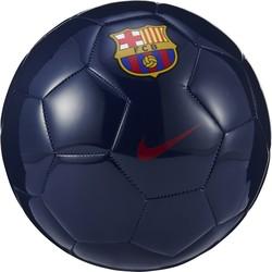 Ballon FC Barcelone bleu