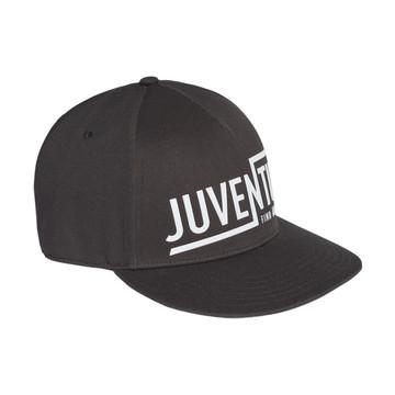Casquette Juventus visière plate noir 2019/20