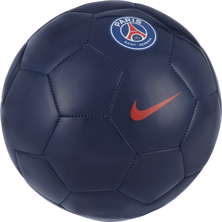 Ballon PSG officiel bleu