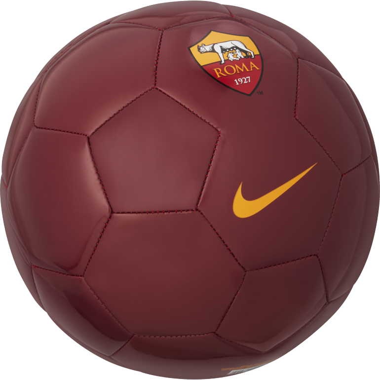 Ballon AS Roma rouge
