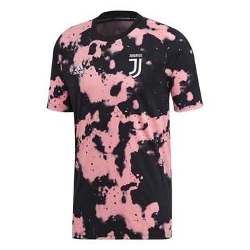 Maillot entraînement Juventus graphic noir rose 2019/20