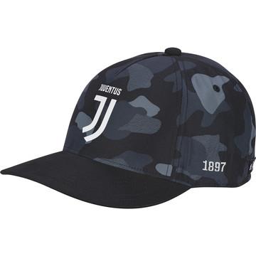 Casquette camouflage Juventus CW gris 2019/20