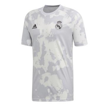 Maillot entraînement Real Madrid graphic gris 2019/20