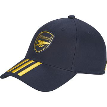 Casquette Arsenal bleu jaune 2019/20